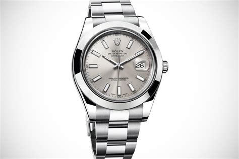 Rolex Steel Datejust buying guide 5 affordable rolex watches for new