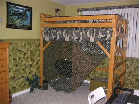 Loft Beds With Desk For Teens Loft Bed Specialists Mc Army Room