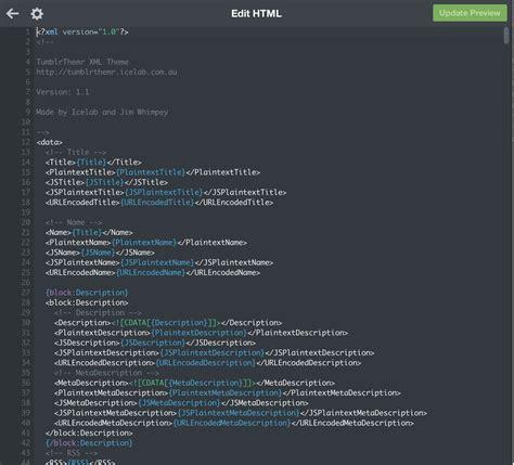 tumblr html themes generator generator tumblr theme npm