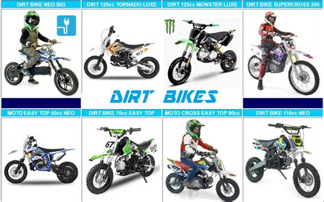 import motocross bikes dirt bike pas cher moto cross 50cc 125cc 110cc prix