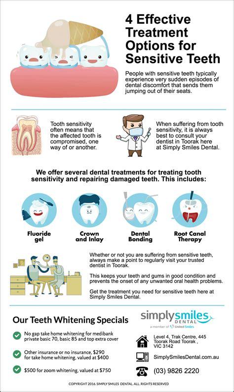 effective treatment options  sensitive teeth