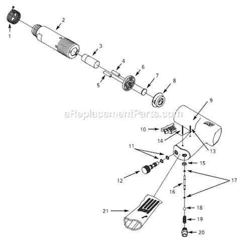 Campbell Hausfeld Pl153499 Parts List And Diagram 2002