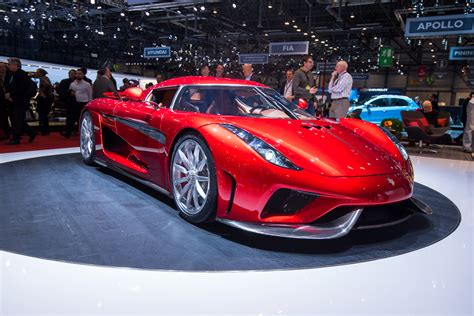 new koenigsegg 2016 2016 new york auto show koenigsegg regera one 1