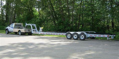 model boat gooseneck custom highliner trailers 40 gooseneck boat trailer jt