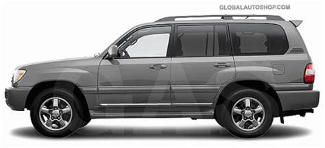auto body repair training 1998 toyota land cruiser parking system toyota land cruiser chrome body side door molding trim accessories