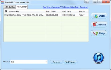 mp3 cutter free download for pc windows 10 download free mp3 cutter joiner 10 7 for windows pc