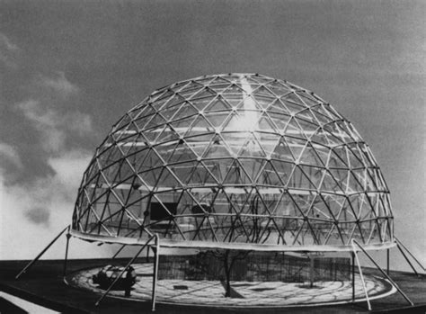 Dymaxion House buckminster fuller s geodesic dome and futuristic