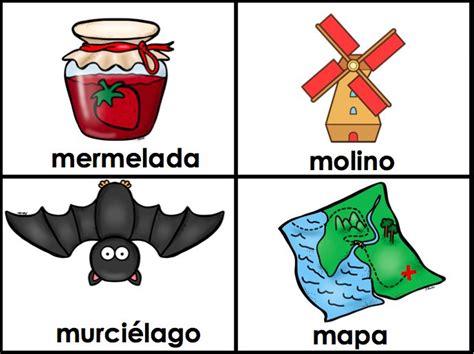 imagenes que empiecen con la letra me letra m ma me mi mo mu bundle spanish spanish
