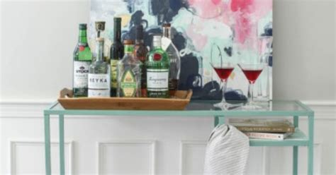 ikea hack bar 23 ikea hacks that will make your place look like a