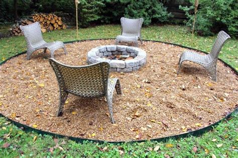 pit area ideas 21 best images about outdoor decorating ideas on