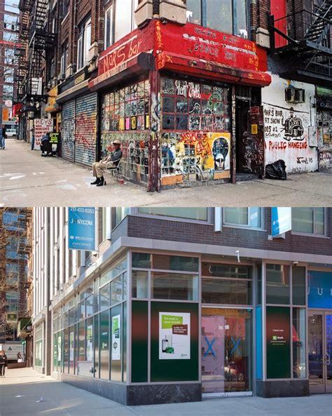 Meme Restaurant Nyc - jeremiah s vanishing new york nyc before after