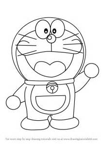 How To Draw Doraemon Learn How To Draw Doraemon Doraemon Step By Step