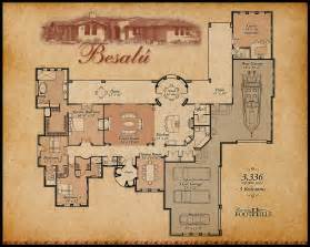 hacienda plans floor plan hacienda style homedesignpictures