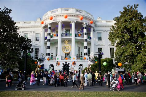 white house halloween picture a white house halloween abc news