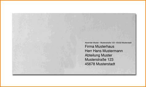 Brief Schreiben Muster Umschlag 10 a4 umschlag beschriften analysis templated