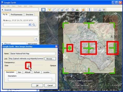tutorial video google earth creating photos image overlays in google earth google