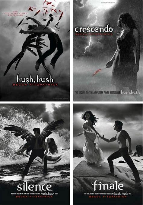 hush hush leer en linea hush hush series by becca fitzpatrick no es una saga que me halla matado tenia bastantes