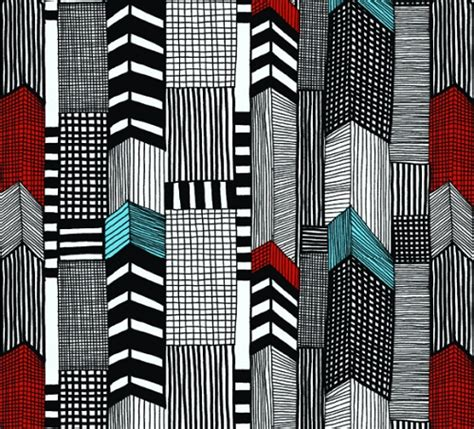 Marimekko Wallpaper collection from Wallpaper Direct