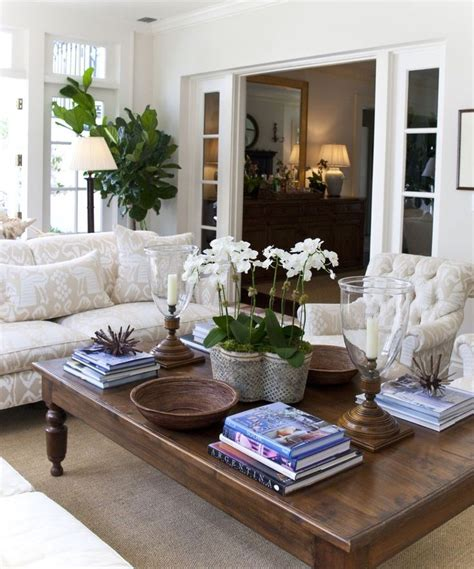 25 best ideas about coffee table decorations on