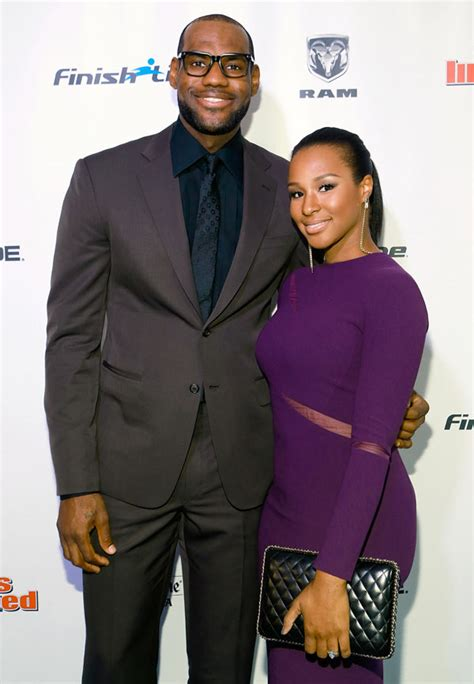 lebron james wife biography lebron james gets married nba star ties the knot with