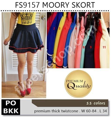 Skort Import moory skort supplier baju bangkok korea dan hongkong