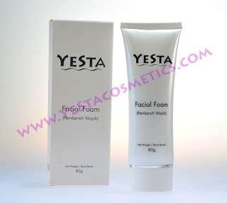 Wajah Yesta produk yesta cosmetics