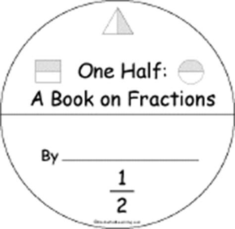 one half from the east books fractions enchantedlearning