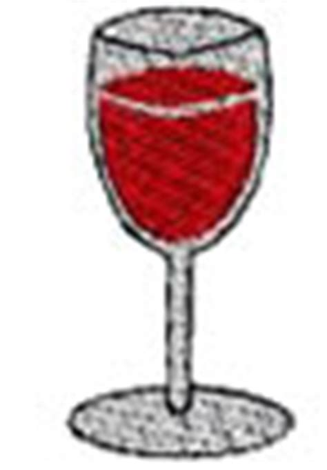embroidery design wine glass wine glass embroidery designs free machine embroidery