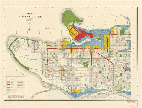 Vancouver Lookup Vancouver Historic Maps And Plans Canadian Gis Geomatics