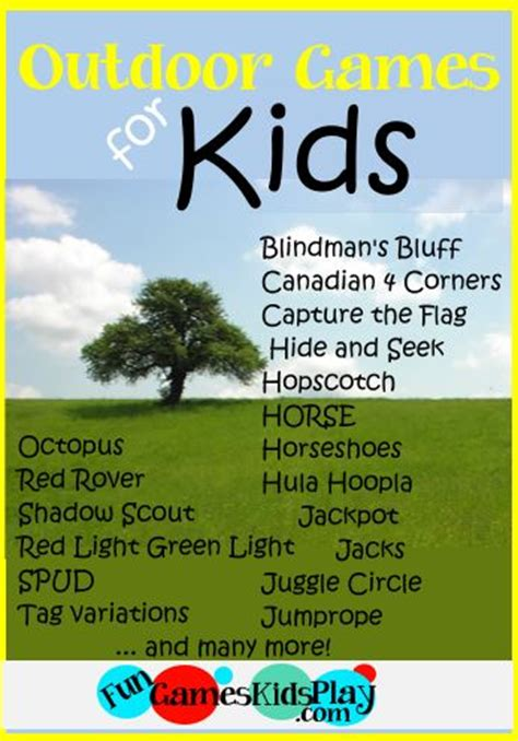 list of backyard games 1000 ideas about kid outdoor games on pinterest outdoor