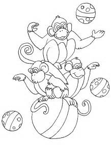 carnival coloring pages circus coloring pages coloringpages1001