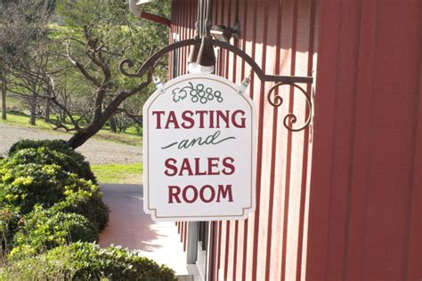 beckman winery tasting room a day in california wine country los olivos 2