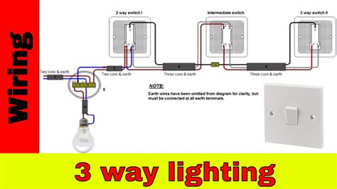 3 way lighting diagram wiring diagram with description