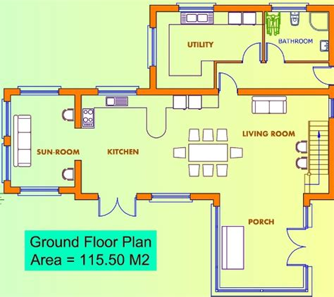 3 bedroom ground floor plan ground floor house layout house best design