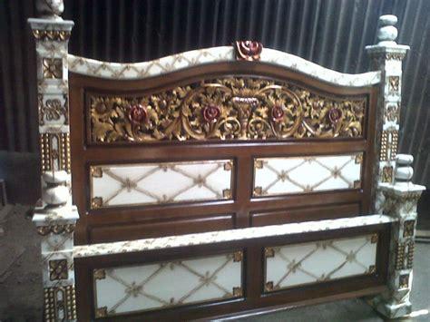 Tempat Tidur Rahwana Jati 200x180 1 jual tempat tidur rahwana no 1 harga murah jepara oleh pt mebel barokah jati jepara