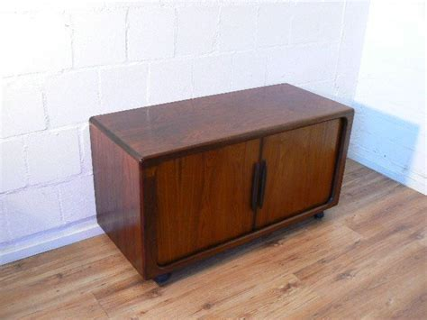 credenza on wheels organic rosewood credenza on wheels from dyrlund for sale