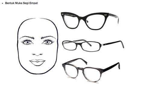 Cermin Muka tip memilih cermin mata ikut bentuk muka reena sidek
