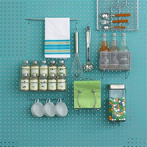 pegboard kitchen ideas pegboards pegboard ideas pinterest