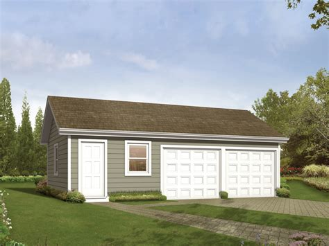 Two Car Garage With Workshop by Kamelia Two Car Garage Plan 063d 6010 House Plans And More