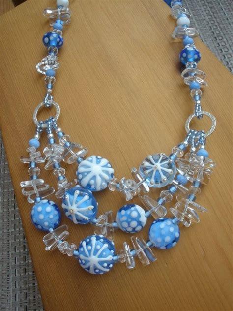 handmade glass bead necklaces beautiful handmade glass bead jewelry jewelry