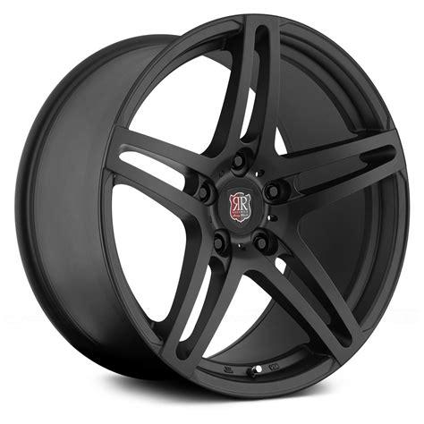 Mat Black Rims by Roderick 174 Rw5 Wheels Matte Black Rims