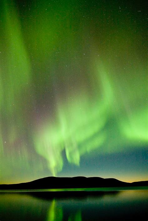 Finland Northern Lights by Northern Lights Borealis Lapland Finland Photo