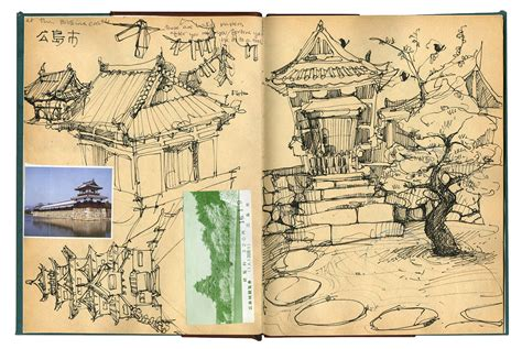 sketchbook japanese japan sketchbook jenniferleaver