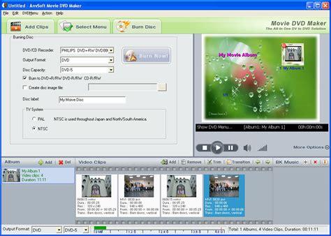 format dvd movie maker screenshots of movie dvd maker
