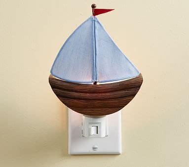whale night light pottery barn sailboat nightlight pottery barn kids