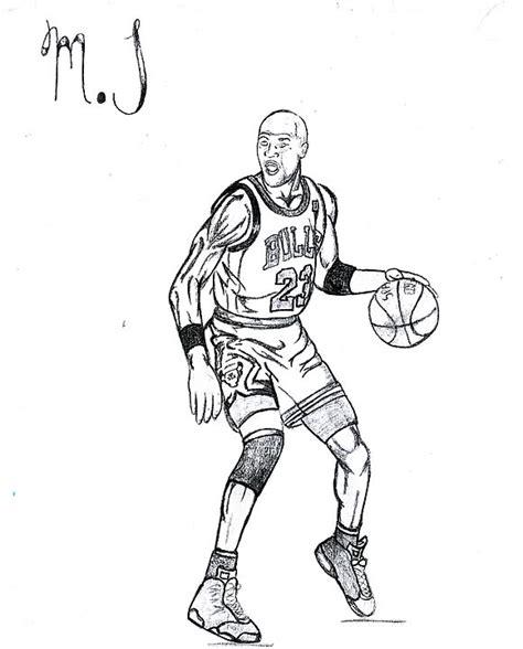 nba coloring pages michael jordan jordan dunking it clipart clipart suggest
