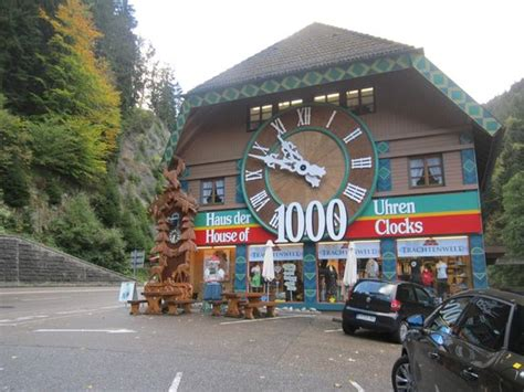 House Of 1000 Clocks by Stick Your Picture Of House Of 1000 Clocks Triberg