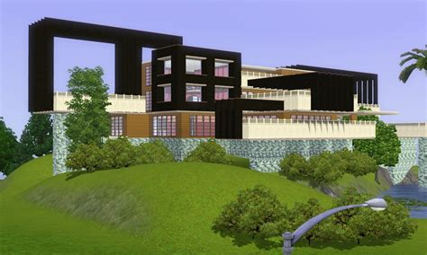 sims 3 modern house design sims 3 modern house joy studio design gallery best design