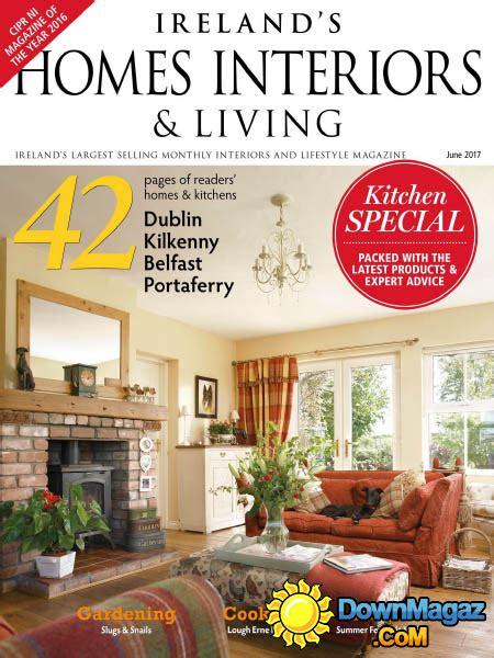 home design magazine ireland ireland s homes interiors living 06 2017 187 download