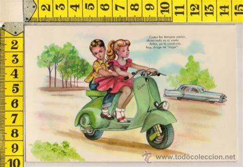 imagenes retro niños dibujos vespa fabulous vespa moto vintage retro awesome